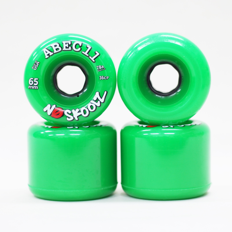 abec 11 no skoolz 65mm