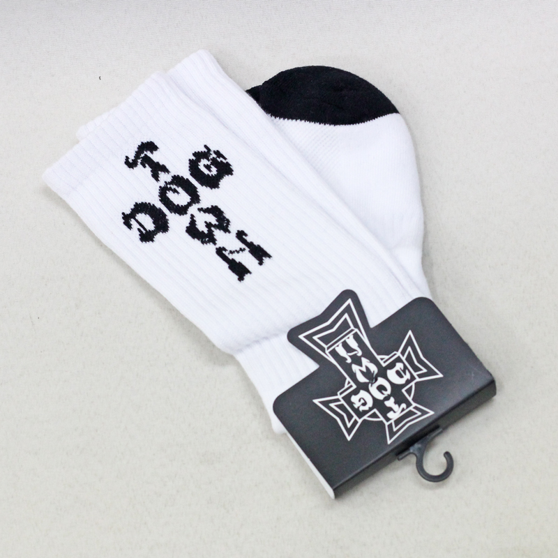 dogtown crew socks white