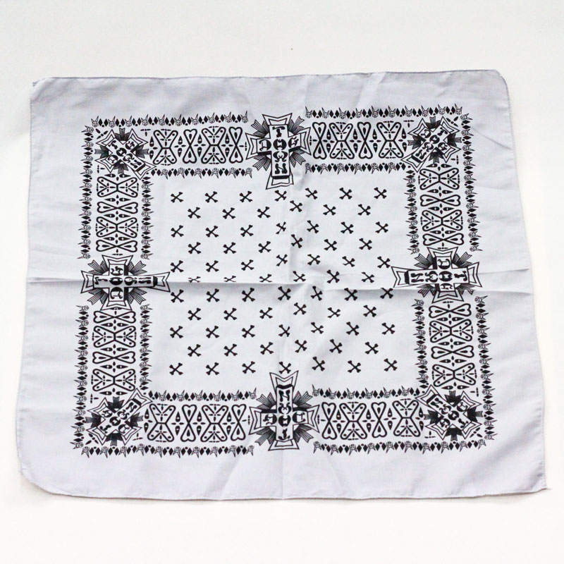 dogtown bandana grey