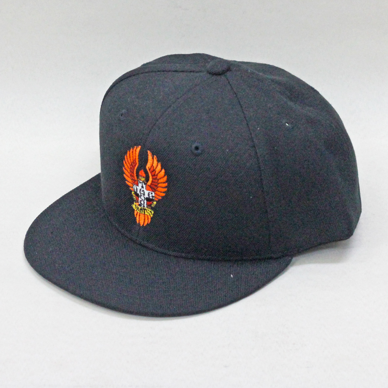 snap back bigfoot black