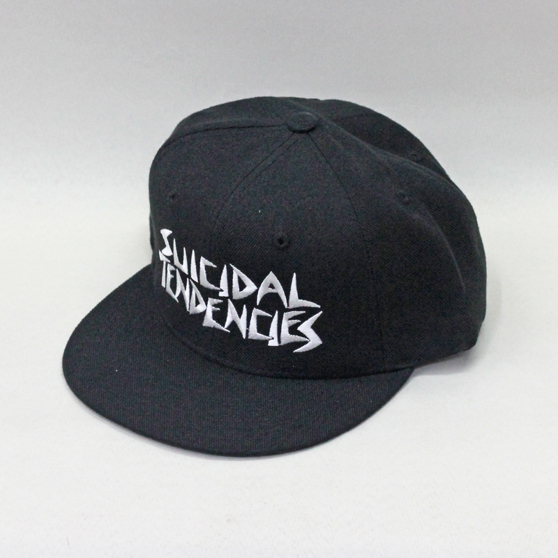 snap back suicidal tendencies black