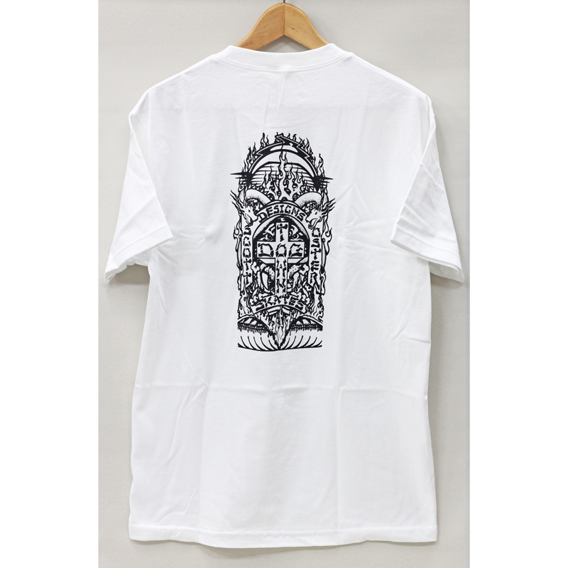 scott oster pocket tee white