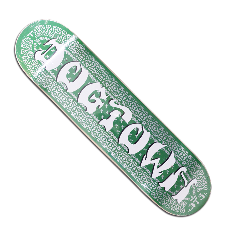 dogtown bandana green
