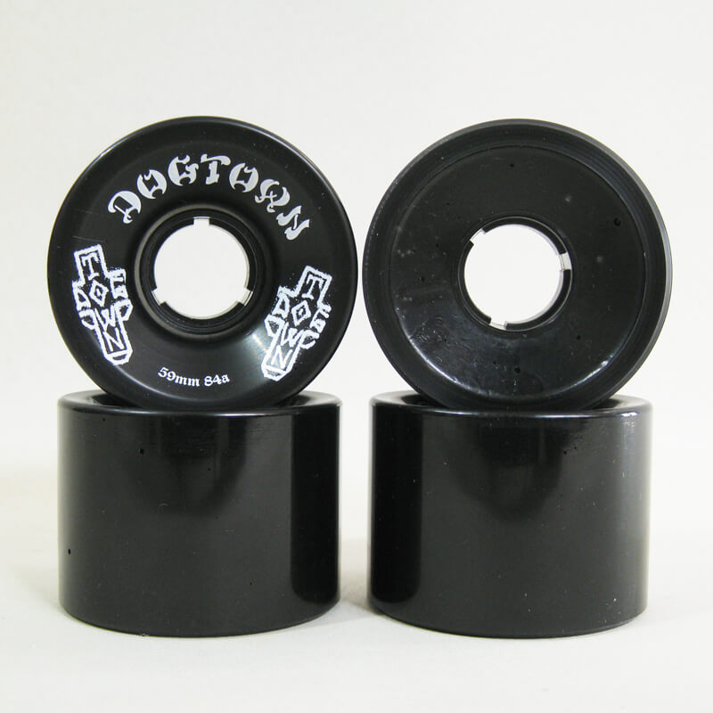 mini cruiser 59mm black