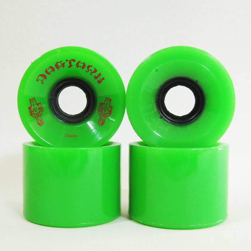 mini cruiser 59mm green