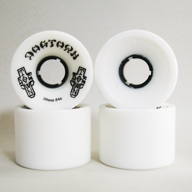 mini cruiser 59mm white