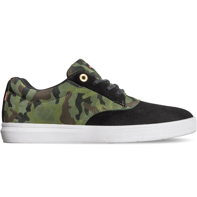 globe the eagle sg blakc/green camo