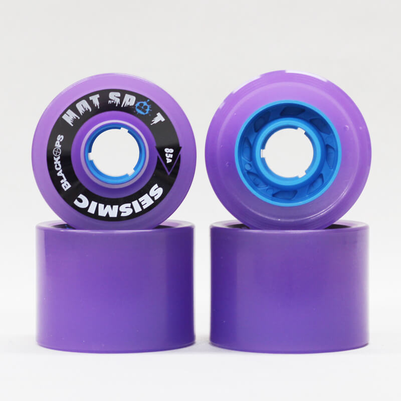seismic hotspot 66mm purple