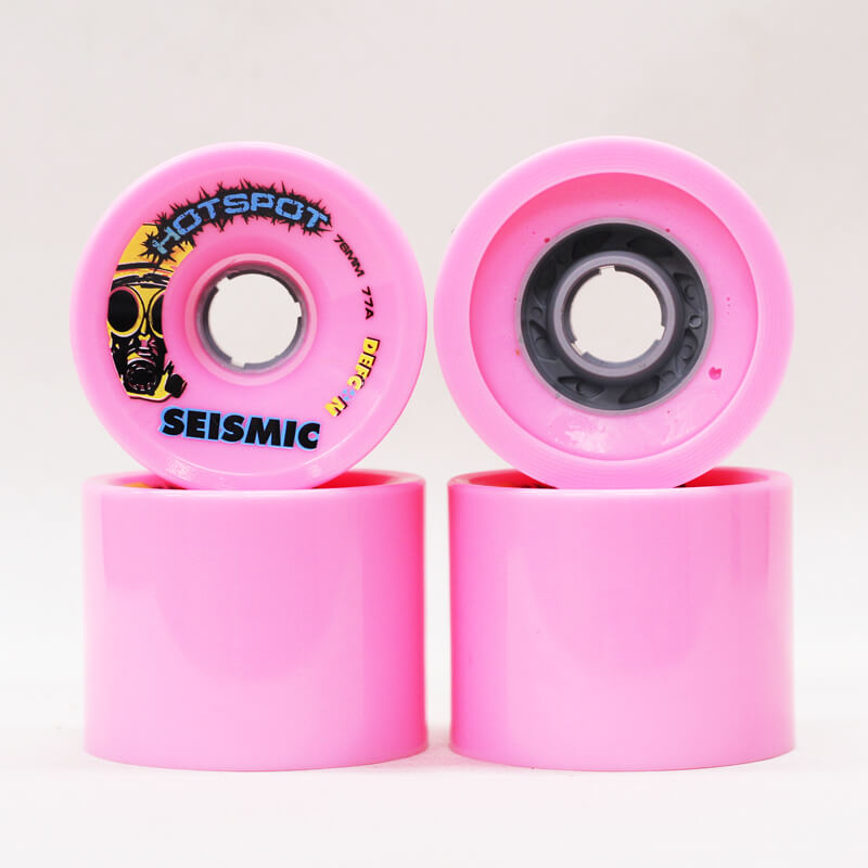 seismic hotspot 76mm bubblegum
