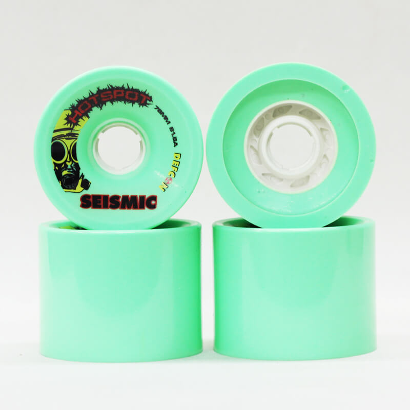 seismic hotspot 76mm mint