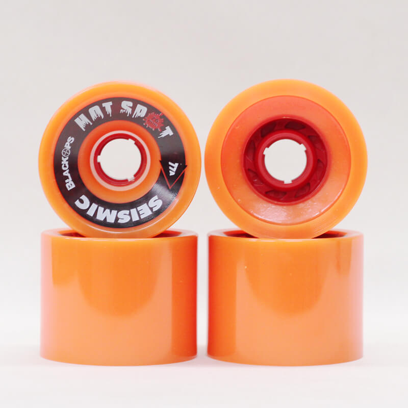 seismic hotspot 76mm orange