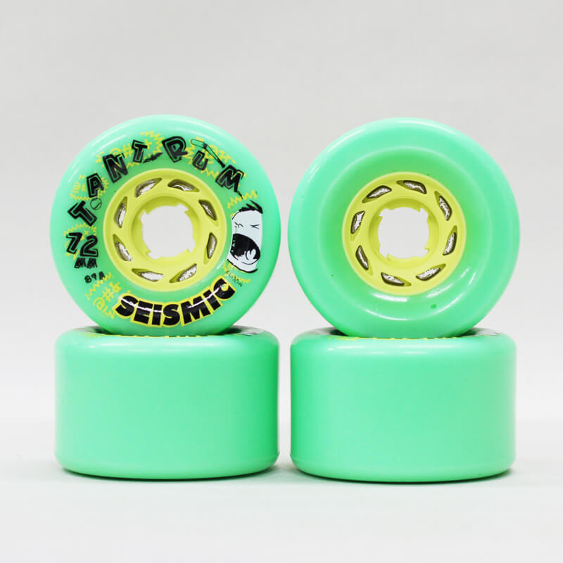 seismic tantrum 72mm green
