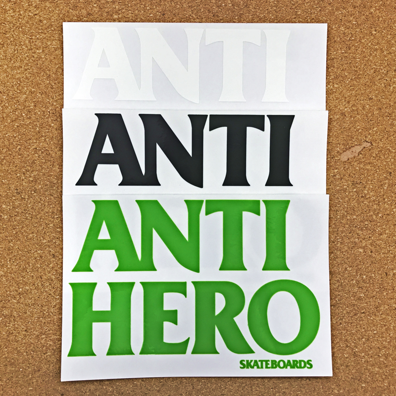 antihero black hero