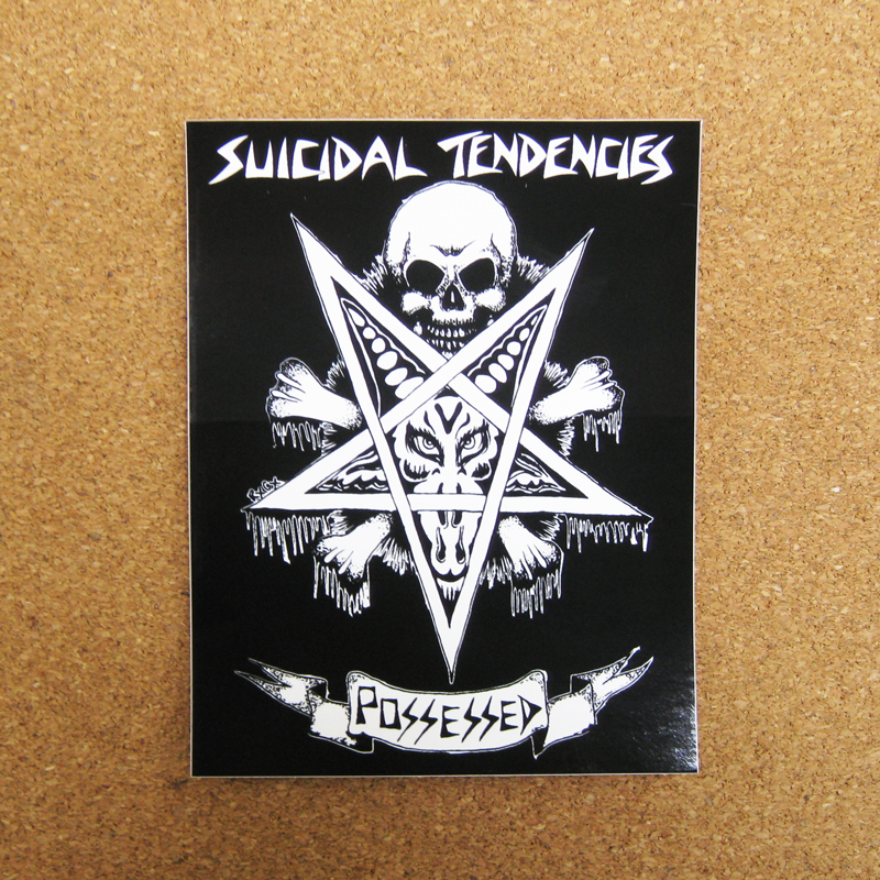 suicidal skates possessed black
