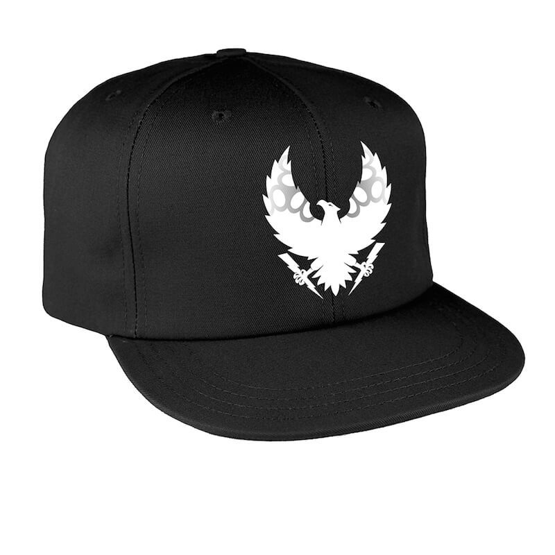 triple eight get used to it snap back hat royal black