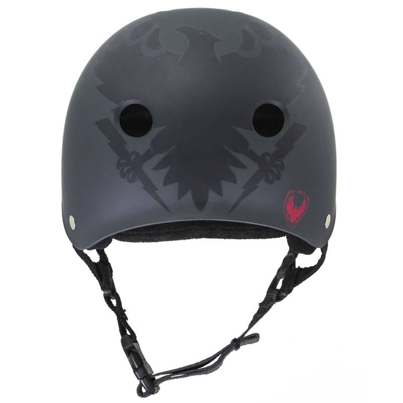 triple eight get used to it sweatsaver helmet gun rubber